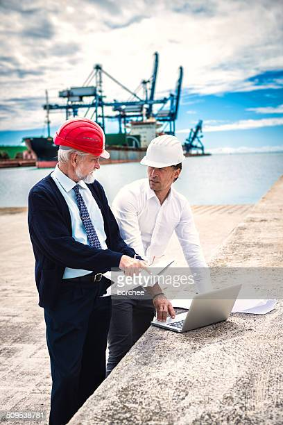 Inspections At Commercial Dock