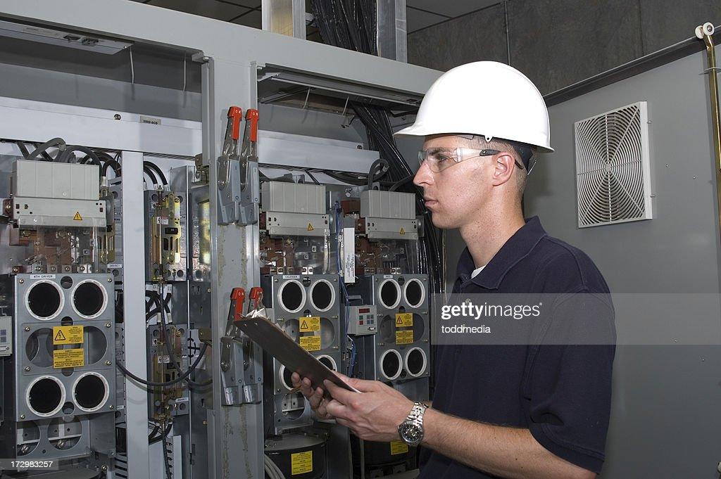 Inspector : Stock Photo