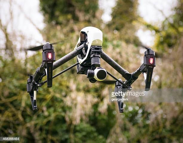 DJI Inspire quadcopter