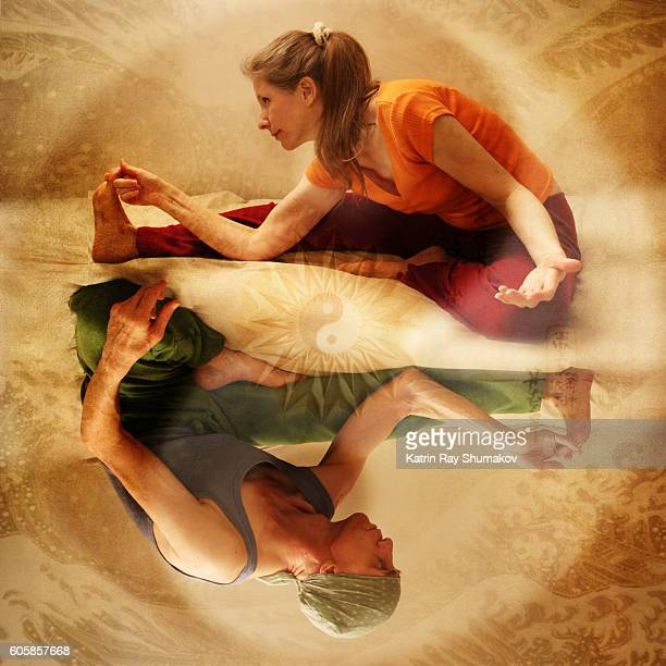 Inspiring Asanas. Unfolding Energies of Yin & Yang