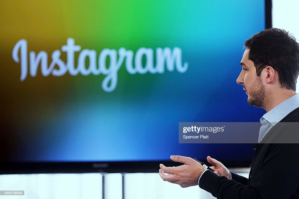 Instagram CEO Kevin Systrom speaks at a news conference where he intruduced Instagram Direct on December 12, 2013 in New York City. Instagram Direct will allow users of the photo-based social networking site to share images with specific friends or followers. Instagram Direct will let you send photos and videos directly to up to 15 friends at once.