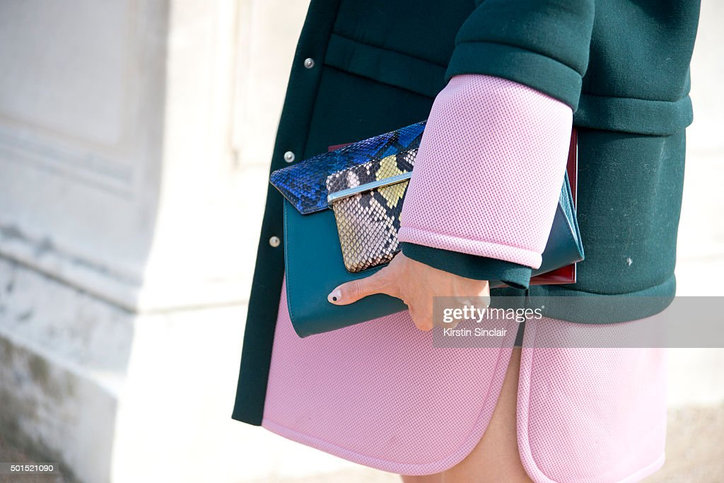 Street Style: Day 8 - PFW SS16 : Photo d'actualité