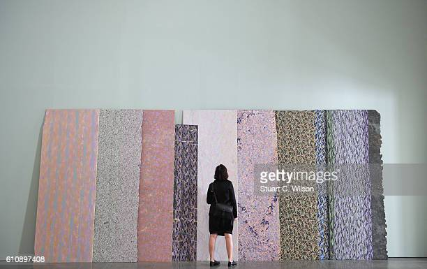 Installation preview of Marc Camille Chaimowicz An Autumn Lexicon at the Serpentine Gallery on September 28 2016 in London England