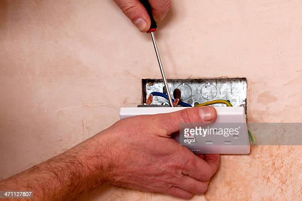 Steckdose installieren Kochmöglichkeit