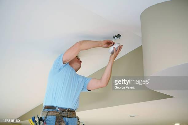 Installation de détecteurs de fumée