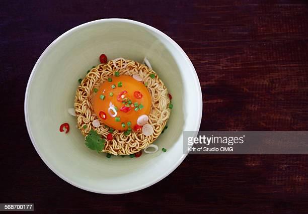Instant noodle cook