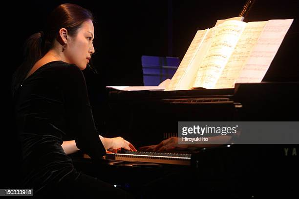 Institute and Festival for Contemporary Performance at Le Poisson Rouge on Sunday night June 20 2010This imageYejin Gil performing Pascal Dusapin's...