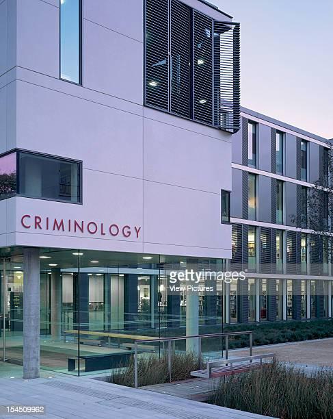 Institute Of Criminology Cambridge University Cambridge United Kingdom Architect Allies And Morrison Institute Of Criminology Cambridge University...
