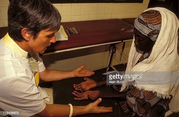 Institute Of Leprology Of Dakar On November 20th 1991