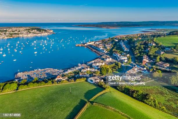 instow, devon, england, united kingdom, europe - gavin hellier stock pictures, royalty-free photos & images