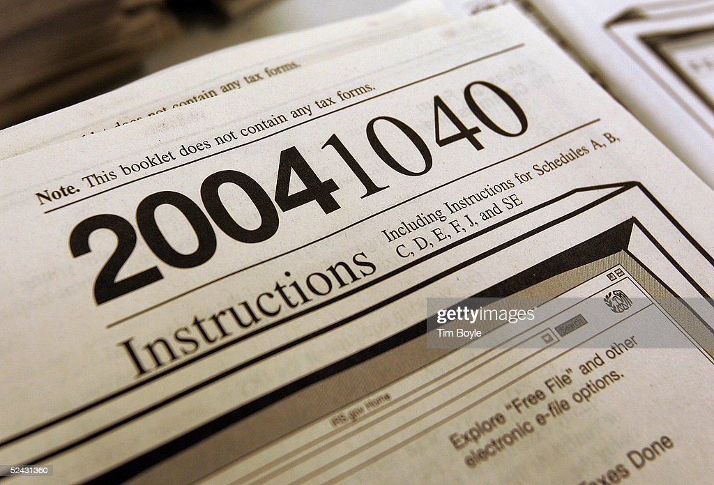 81 2005 1040 Tax Booklet Irs Finally Makes 2015 Form 1040