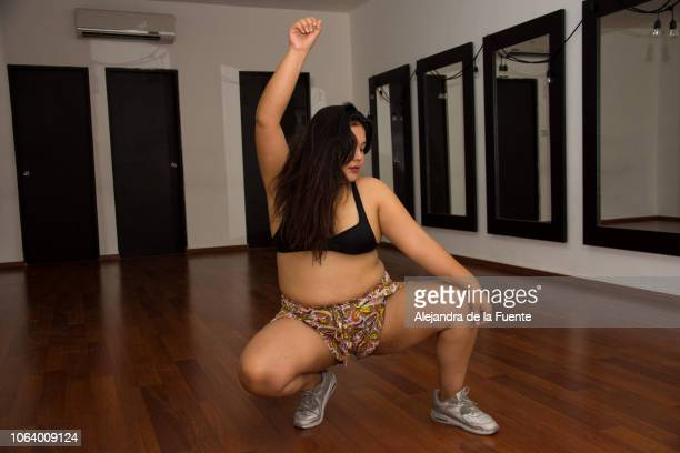 dancehall instructor at a studio. - political party stock pictures, royalty-free photos & images