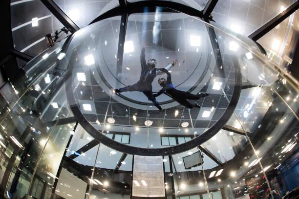 JPN: Japan's Indoor Sky Diving