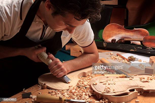 instrument maker - instrument maker stock photos and pictures