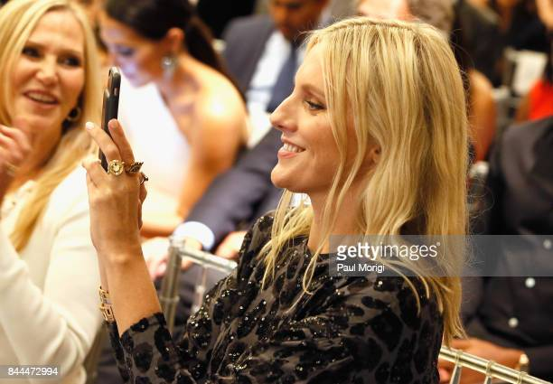 InStyle EIC Laura Brown attends the Daily Front Row's Fashion Media Awards at Four Seasons Hotel New York Downtown on September 8 2017 in New York...