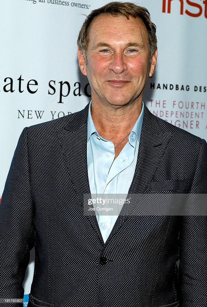 Instyle Fashion Director Hal Rubenstein Attends The 4th Annual Independent Handbag Designer Awards At Parsons