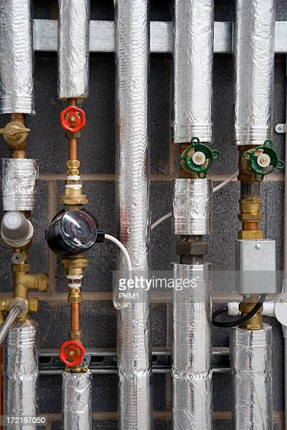 Insulated Pipes & Valves