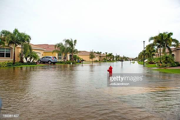 richiesta di risarcimento: riempimento di un uragano - uragano foto e immagini stock