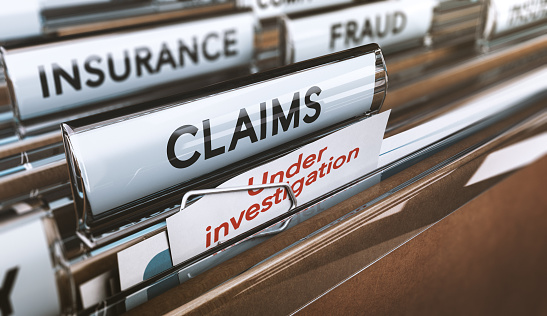 Insurance Company Fraud, Bogus Claims Under Investigations 862112046