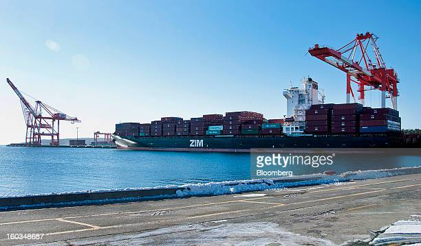 World's Best Zim Integrated Shipping Services Ltd Stock