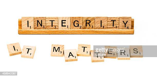 integrity - morality stock photos and pictures