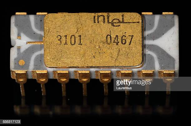 Intel 3101 - Intel´s first product