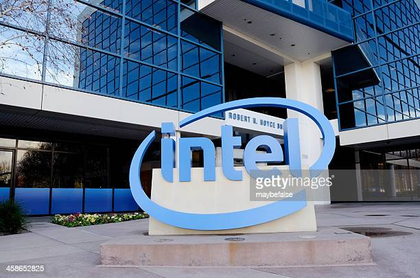 Intel headquarters in silicon valley