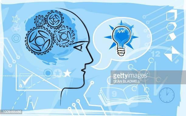 Intellect illustration
