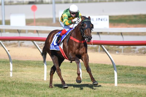 AUS: Swan Hill Jockey Club Race Meeting