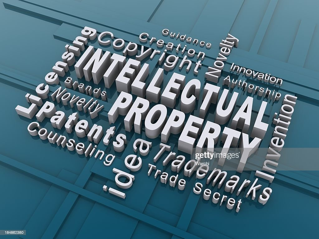 Intellectual property : Stock Photo