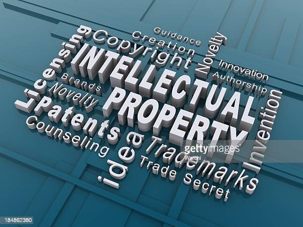 intellectual property - copyright stock photos and pictures