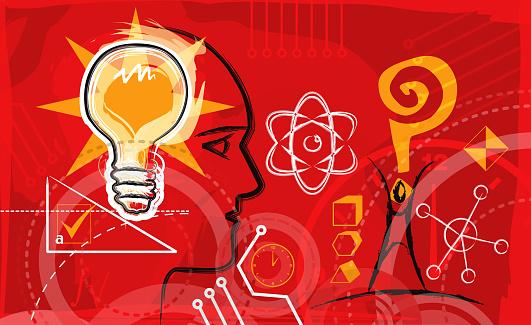 Intelligence illustration - gettyimageskorea
