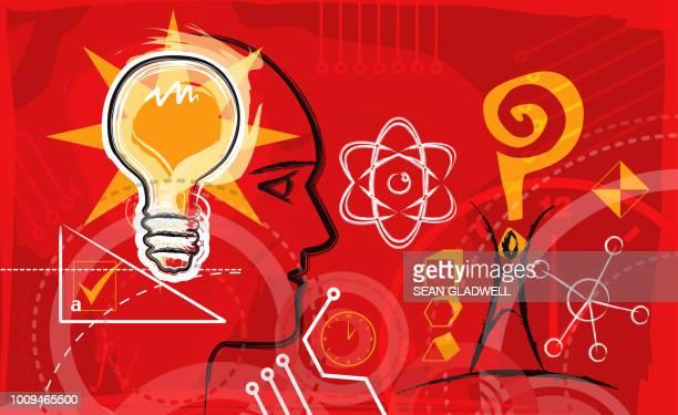 Intelligence illustration