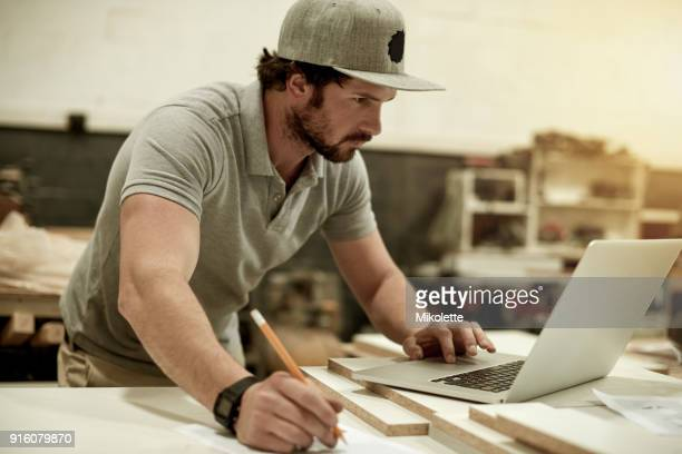 intense concentration - building contractor stock pictures, royalty-free photos & images