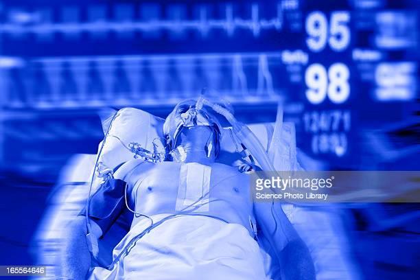 Intensive care patient