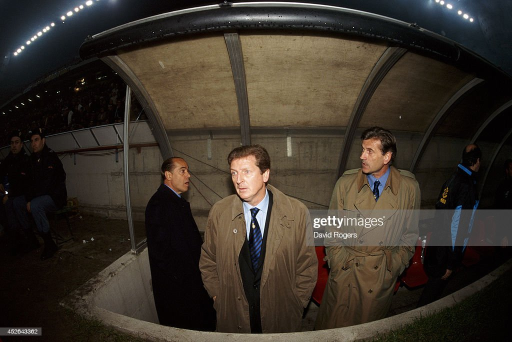 Roy Hodgson : News Photo