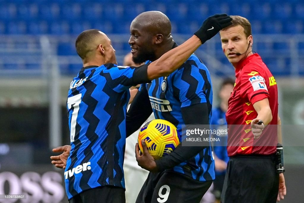 FBL-ITA-SERIEA-INTER-TORINO : News Photo