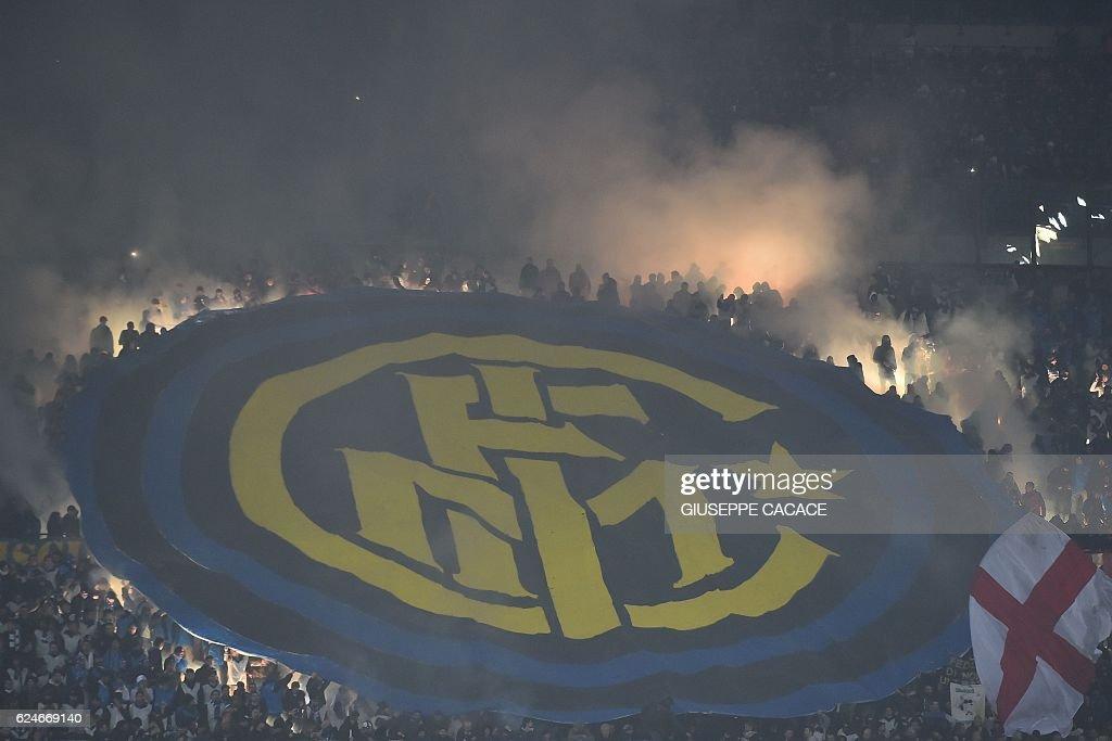 TOPSHOT-FBL-ITA-SERIEA-MILAN-INTER : News Photo