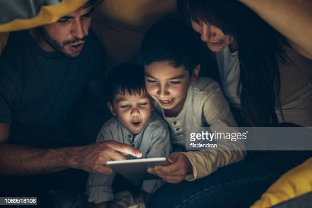 interactive bedtime rituals - fairytale stock pictures, royalty-free photos & images