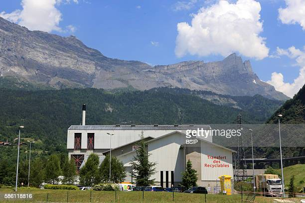 SITOM Intercommunal Union of Household Waste Processing of Mont Blanc Valleys