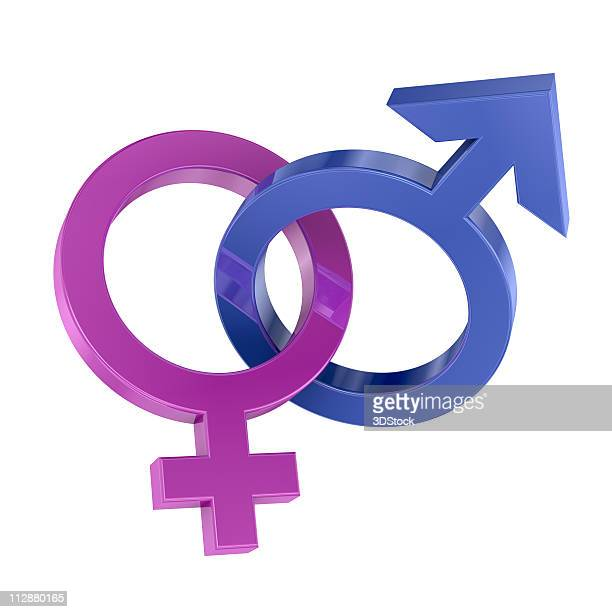 Interconnected gender symbols
