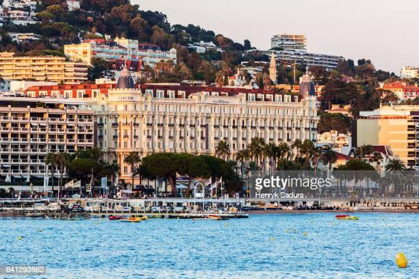 InterContinental Carlton Hotel in Cannes