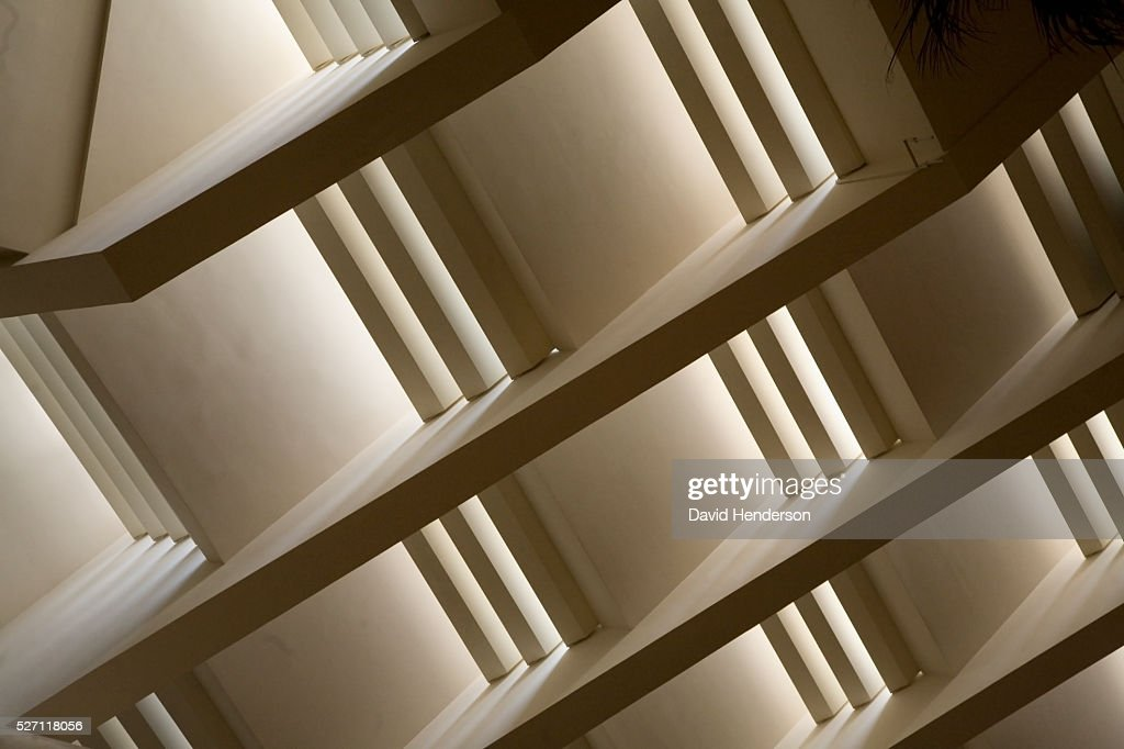 Interesting ceiling : Foto stock
