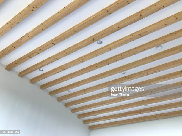 interesting ceilings - hugh threlfall stock pictures, royalty-free photos & images