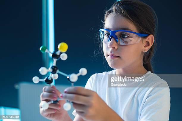 Interesting in molecules