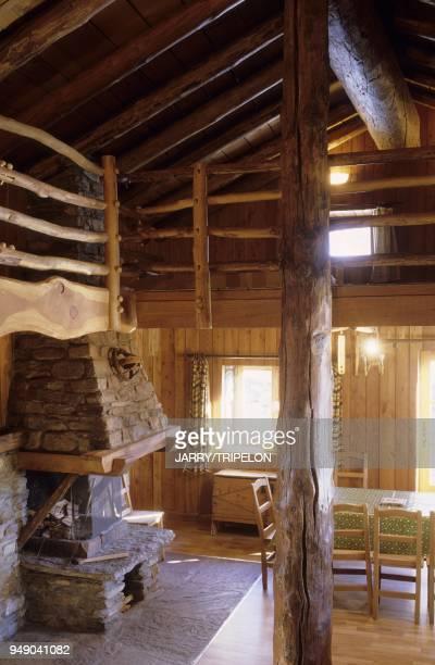 interieur d un gite en location BonnevalsurArc village situe a 1800 m et classe plus beau village de France HauteMaurienne parc national de la...