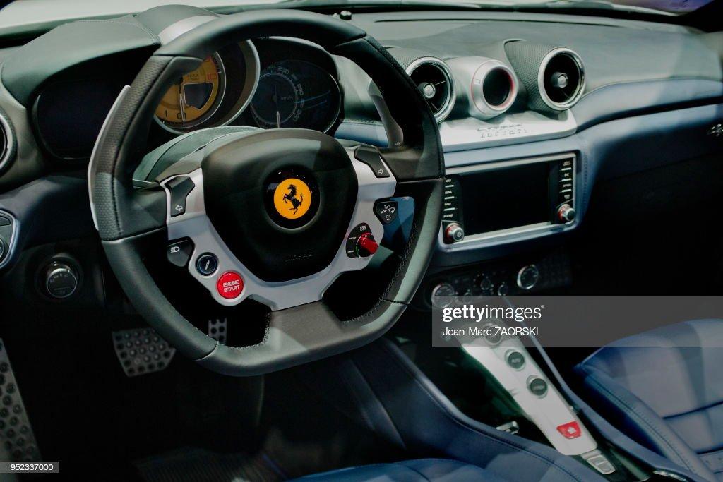 Ferrari au mondial de l\'automobile 2014 de Paris Pictures | Getty Images