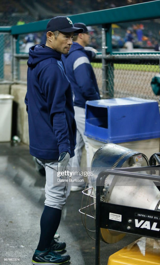 Seattle Mariners v Detroit Tigers - Game Two : ニュース写真
