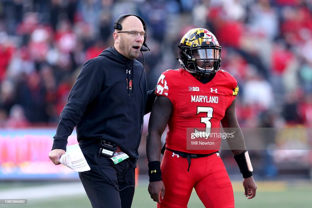 Ohio State v Maryland : News Photo
