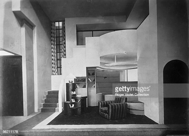 Interior, 1925.